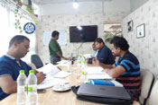 ISO 9001 Lead Auditor Trianing at Hyderabad, India