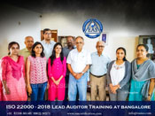 ISO Lead Auditor Trianing at IQC